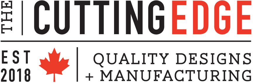 The Cutting Edge Quality Designs + Manufacturing